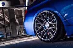 Blue 3 Series - Spokes