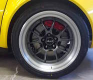 RideTech's 48 Hour Corvette Reloaded with Widebody Fenders and Forgeline GA3R Wheels