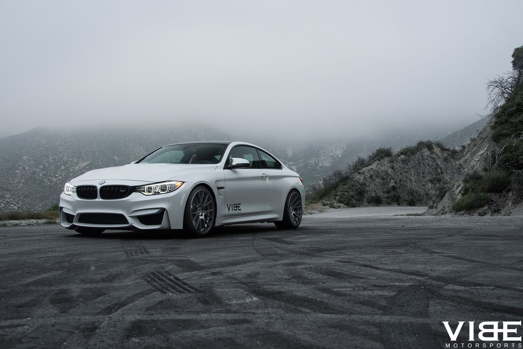 2016 BMW M4 | BMW M4 on the RSR R801 wheels - Bimmer In Fog