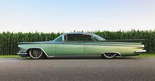 "JP's Hales Speed Shop-Built ""Professor"" 1959 Buick Electra on Forgeline RB3C Wheels"