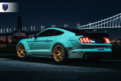 Ford Mustang - Driver Side View
