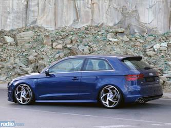 Radi8 R8S5 - Audi A3 S-line