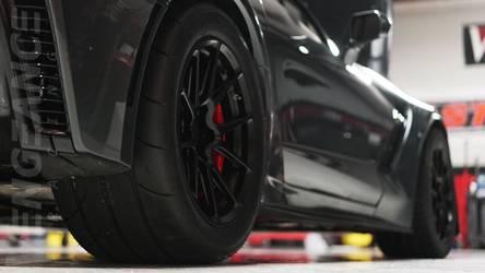 2018 Chevrolet Corvette Z06   Vengeance Racing ProCharged 1053rwhp C7 Corvette Z06 on Forgeline One Piece Forged Monoblock GS1R Wheels