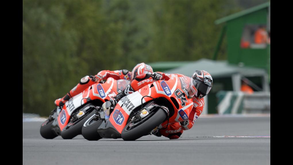 2013 Ducati    2013 MotoGP - Brno - Dovi