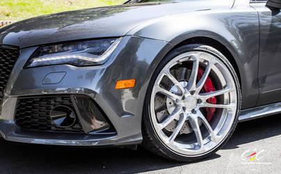 Audi RS7 on CEC Wheels