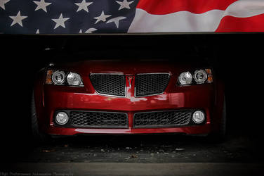 2009 Pontiac G8 | My first professional photo of my G8