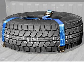 N-Fab Tire Carriers