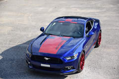 Ford Mustang GT - Front Shot