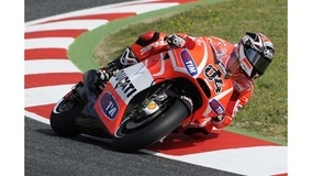 2013 MotoGP - Catalunya - Dovizioso