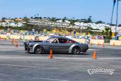 """Chris Marechel's Timless Kustoms """"Vicious"""" '65 Mustang Wins Goodguys Del Mar Muscle Machine of the Year on Forgeline GT3C Wheels"""