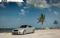 '13 Mercedes-Benz CLS500 on ADV.1's