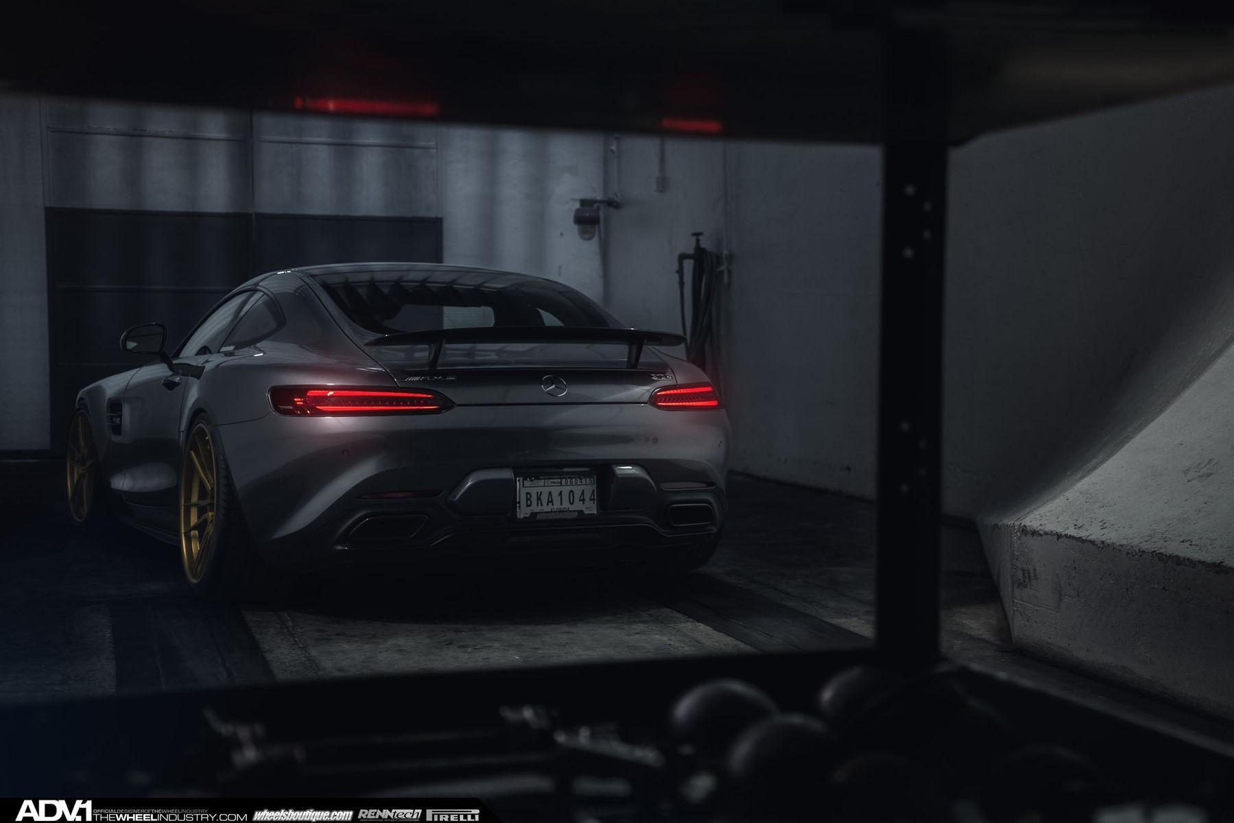 2016 Mercedes-Benz  | ADV1 Mercedes AMG GT-S Edition 1