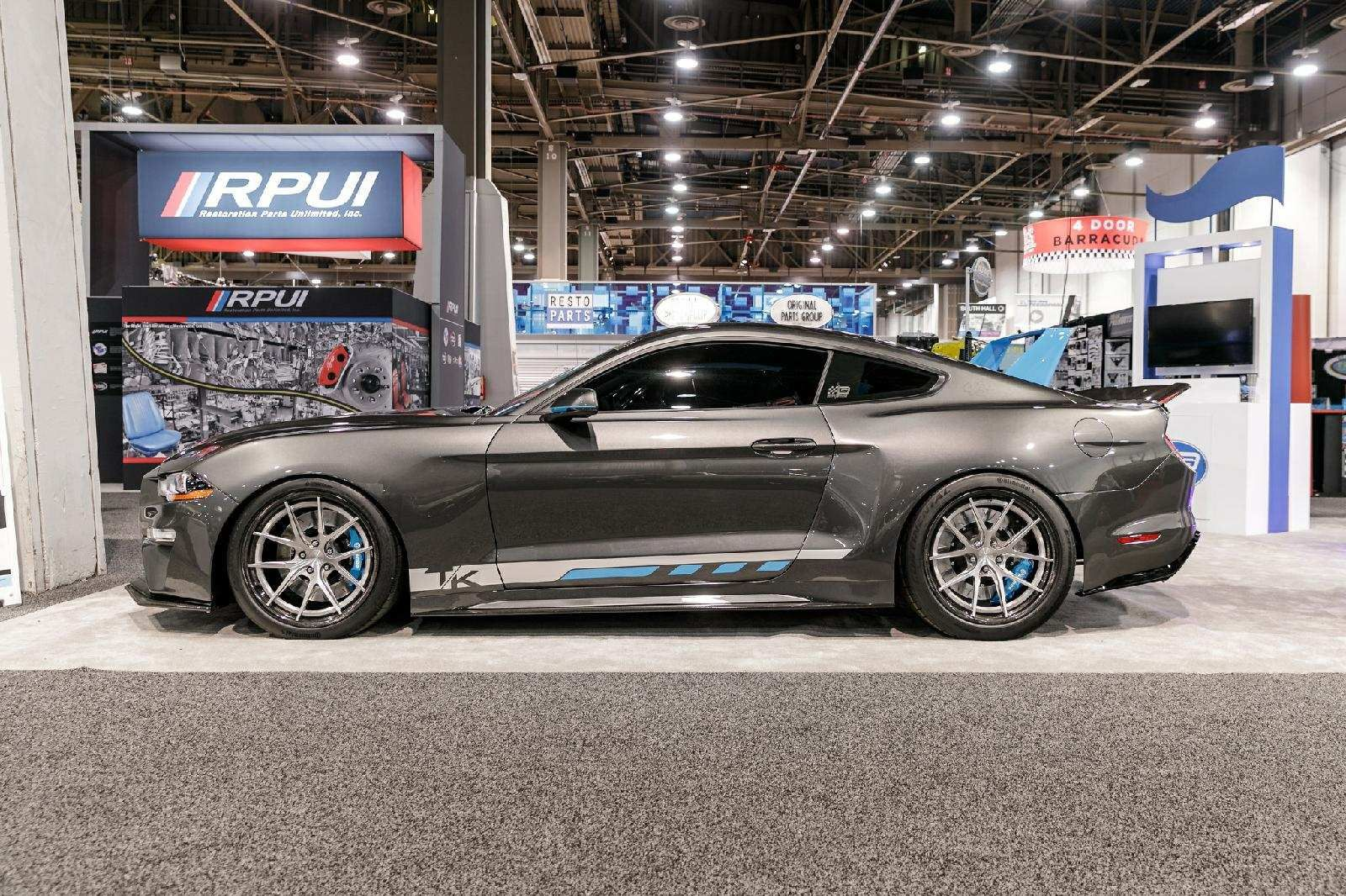 Ford Mustang | Petty's Garage
