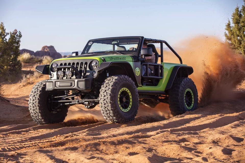 Jeep  | Trailcat Concept