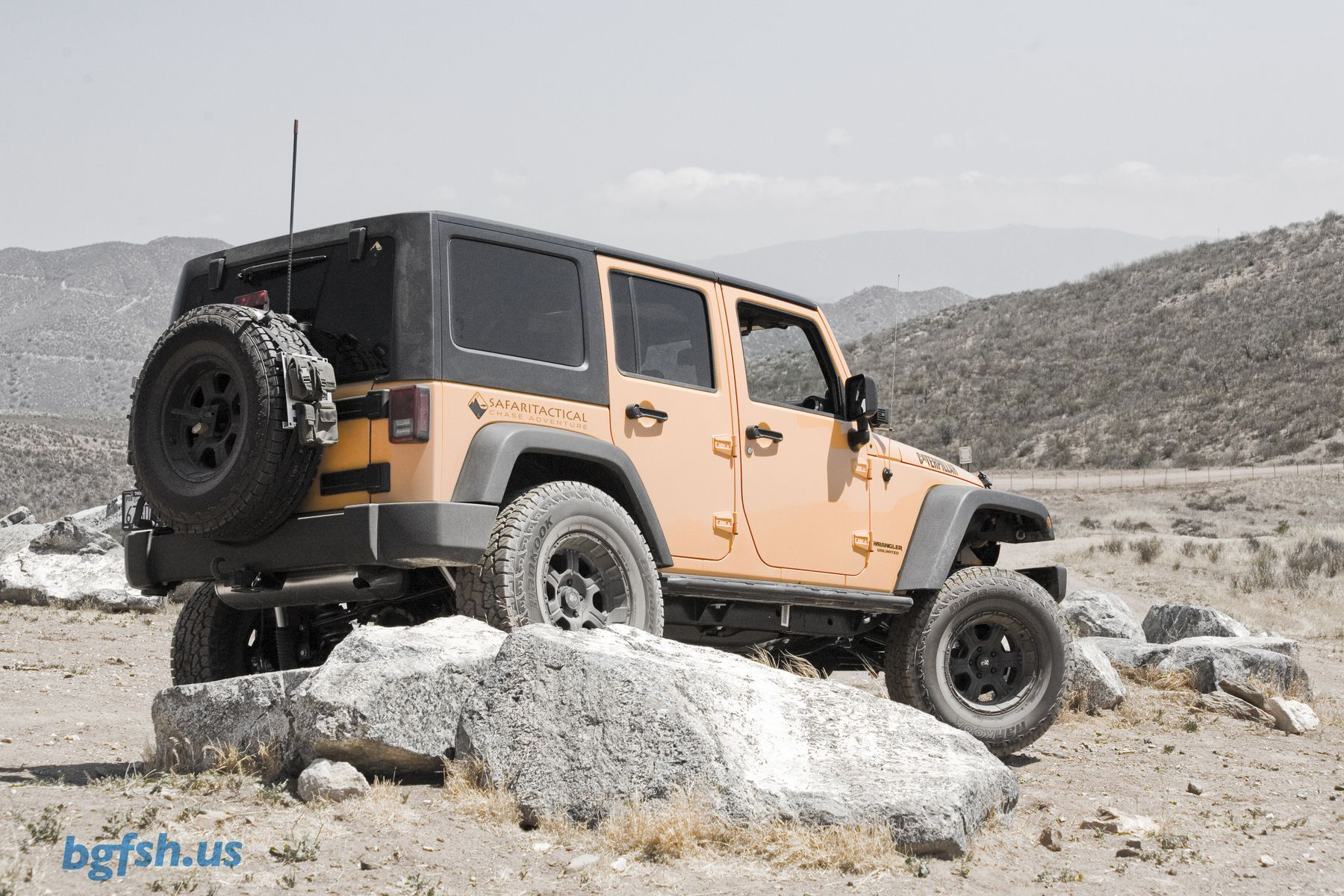 2011 Jeep Wrangler | Supercharged Jeep Wrangler