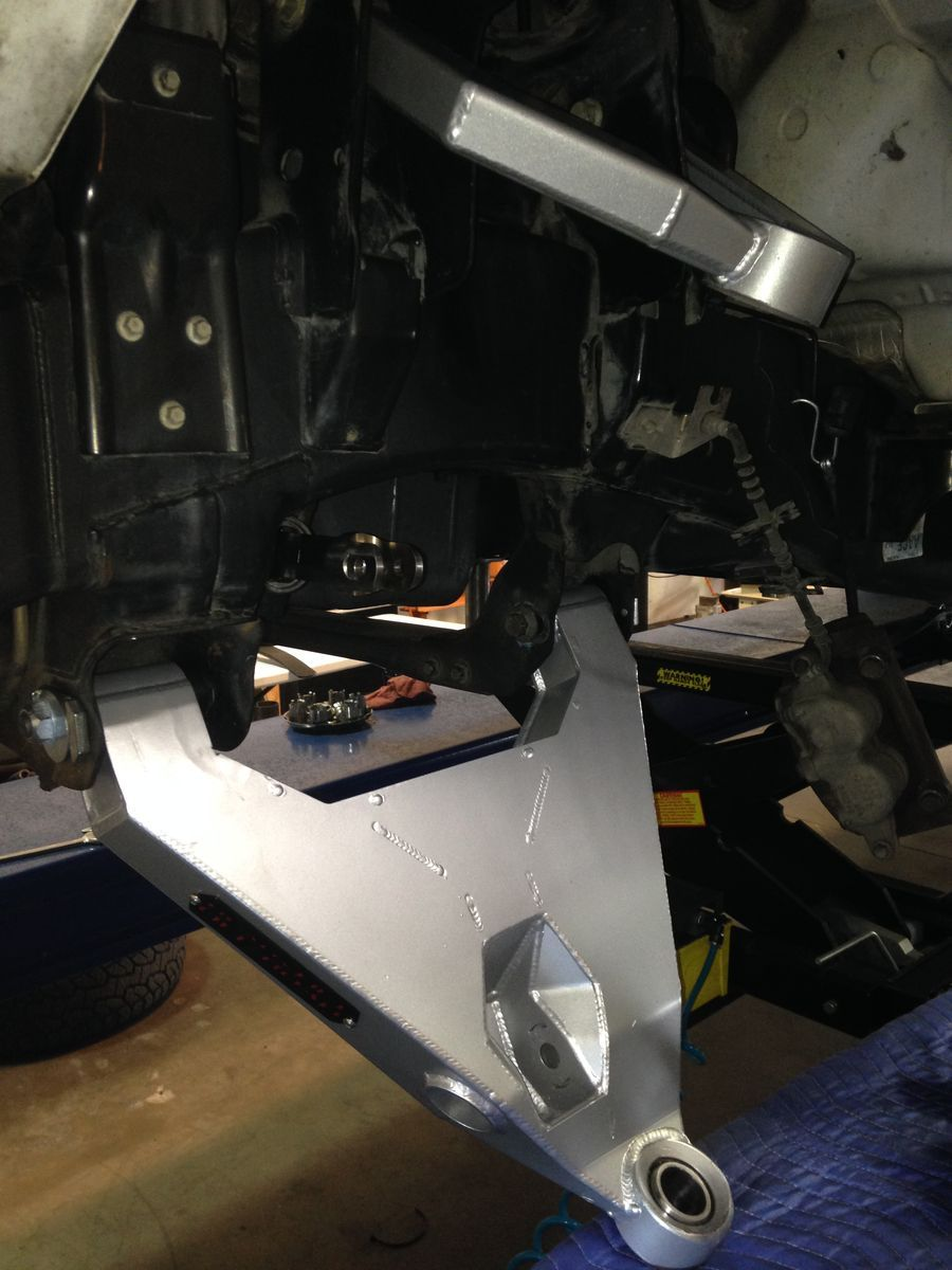 2004 Ford F-150 | Ford F150 Off-Road Raptor Suspension Conversion