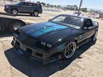 Brandon Pursley Wins Platinum Award at LS Fest West With '91 Camaro Z28 on Forgeline FF3 Wheels
