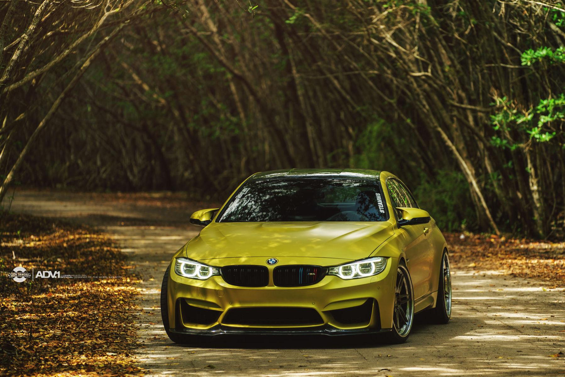 2015 BMW M4   BMW M4