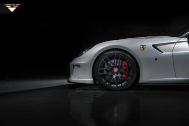 2012 Ferrari 599 | Vorsteiner Ferrari 599-VX COUPE
