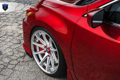 Custom Nissan Maxima - Slammed