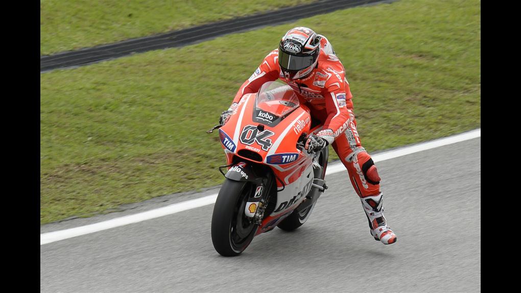 2013 Ducati  | 2013 MotoGP - Malaysia - Dovi