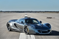 Hennessey Venom GT on Forgeline 1pc Forged Monoblock GA1R Wheels