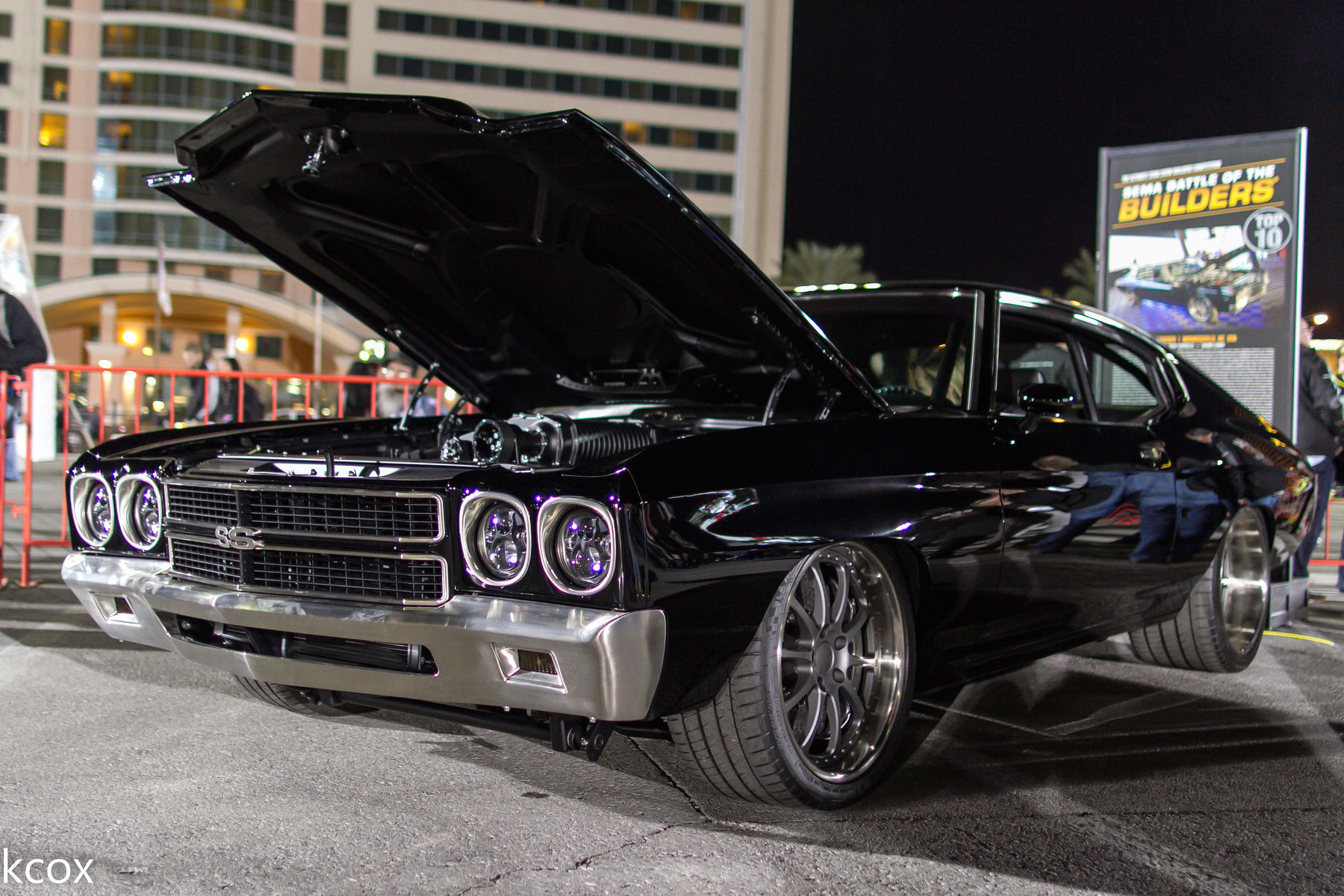 1970 Chevrolet Chevelle | Mo's 1970 Chevy Chevelle on Forgeline ZX3P Wheels