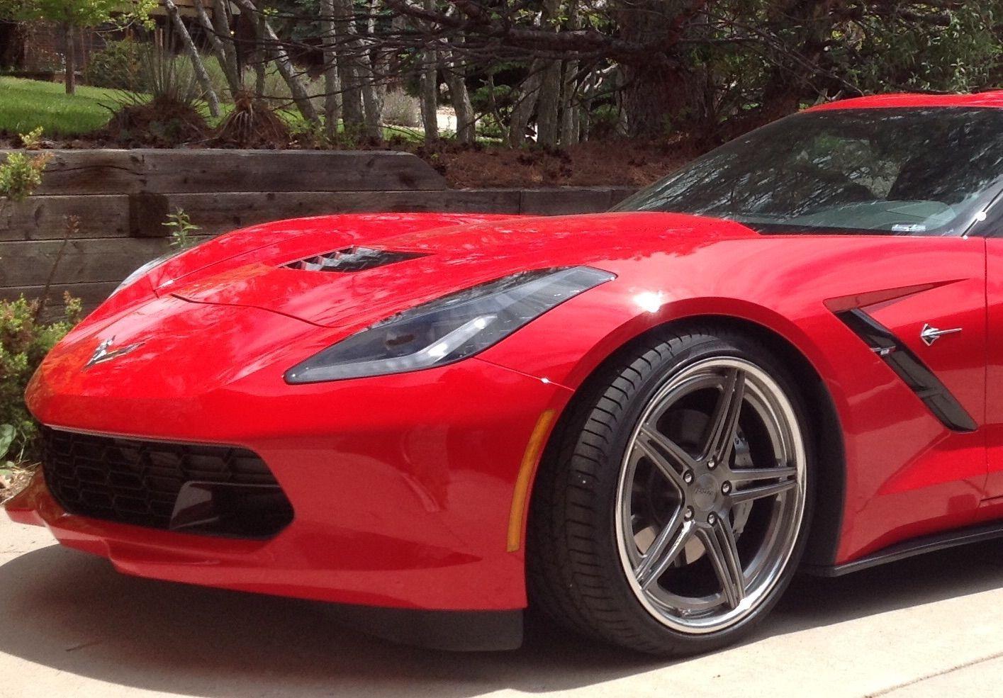 2014 Chevrolet Corvette | C7 Corvette on Forgeline SC3C-SL Wheels