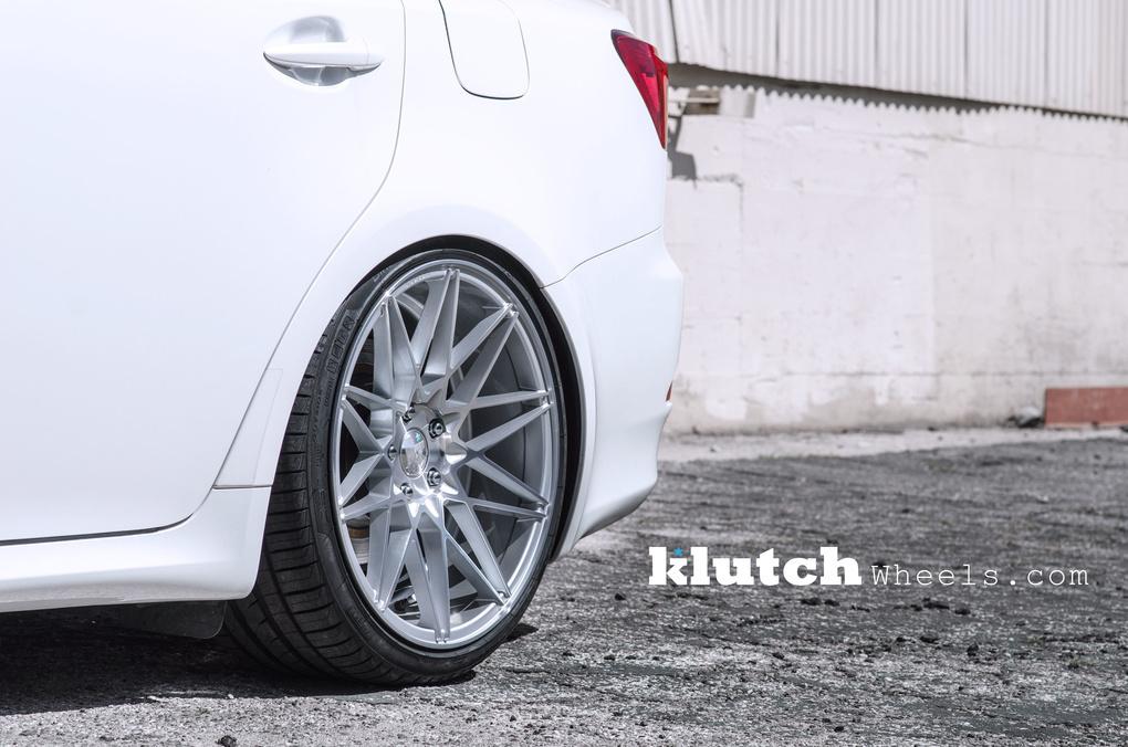 2010 Lexus IS 350 | '10 Lexus IS350 on Klutch KM20's