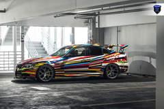 Technicolor M3 - Driver Side