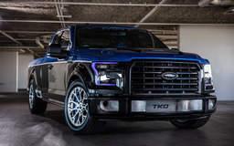 """2015 MRT """"TKO"""" Ford F-150 Truck"""