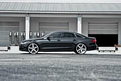 '12 Audi A6 on XO Miami's
