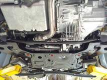 2015 Focus ST by FSWerks - Undercarriage ST Shot