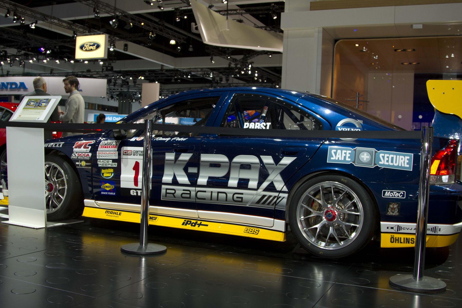 2010 Volvo S60 | K-Pax 2010 S60 GT