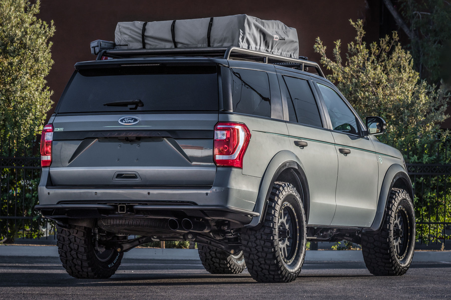 2018 Ford Expedition by LGE-CTS Motorsports - Rear Shot ...