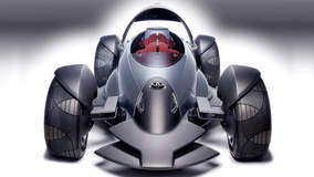 Toyota Open-Wheel Sports Car Concept