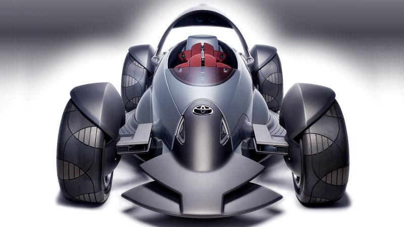 Toyota  | Toyota Open-Wheel Sports Car Concept