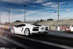 '12 Lamborghini Aventador on ADV.1's