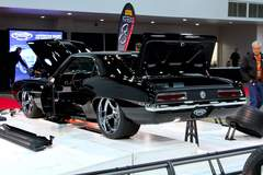 "Stuart Adams' Detroit Speed-Built ""TUX"" 1969 Chevrolet Camaro on Custom Forgeline Wheels"