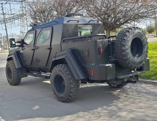 2016 Terradyne GURKHA RPV | GURKHA RPV Civilian Edition