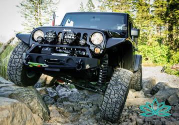 2008 Jeep Wrangler   IMS JK