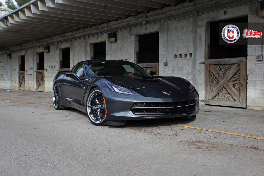 Chevrolet Corvette Stingray | C7 Corvette Stingray on HRE S101