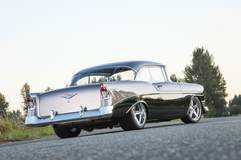 Jeff Zirkle's Pro-Touring '56 Chevy Bel Air on Forgeline CF3C Wheels