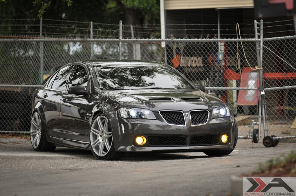2009 Pontiac G8 | 2009 Pontiac G8 on Concept One CSM7's