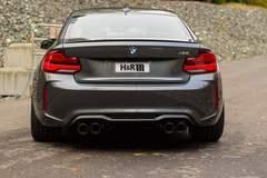 H&R 2018 BMW M2