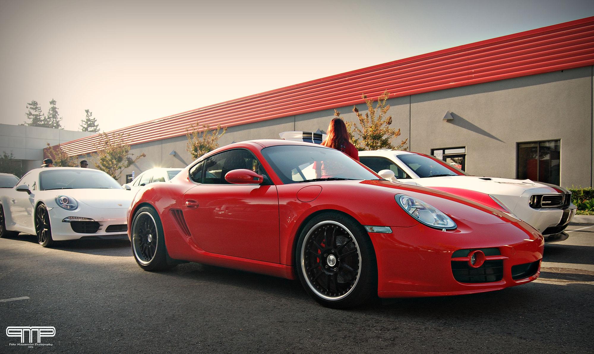 Porsche Cayman   Porsche Cayman
