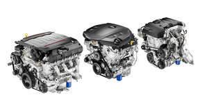 2016 Camaro Gen 6 Engine Line-Up