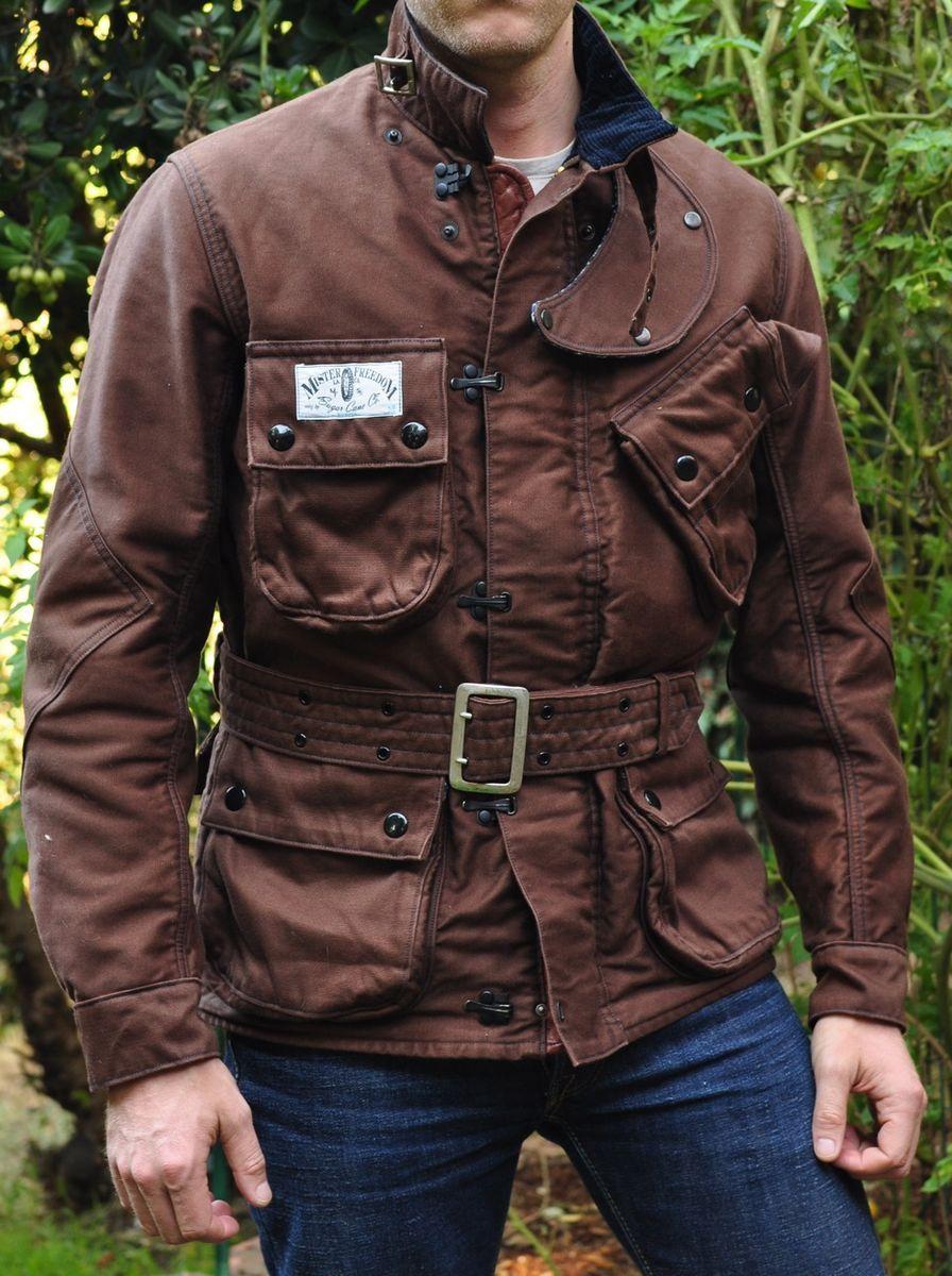 | Mister Freedom Jacket