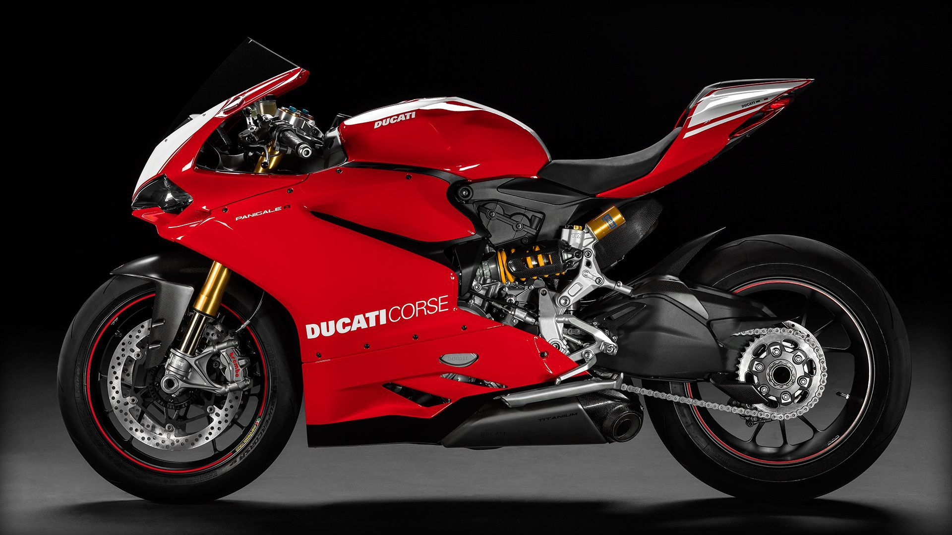 2015 Ducati Panigale R | Panigale R - Left Side View