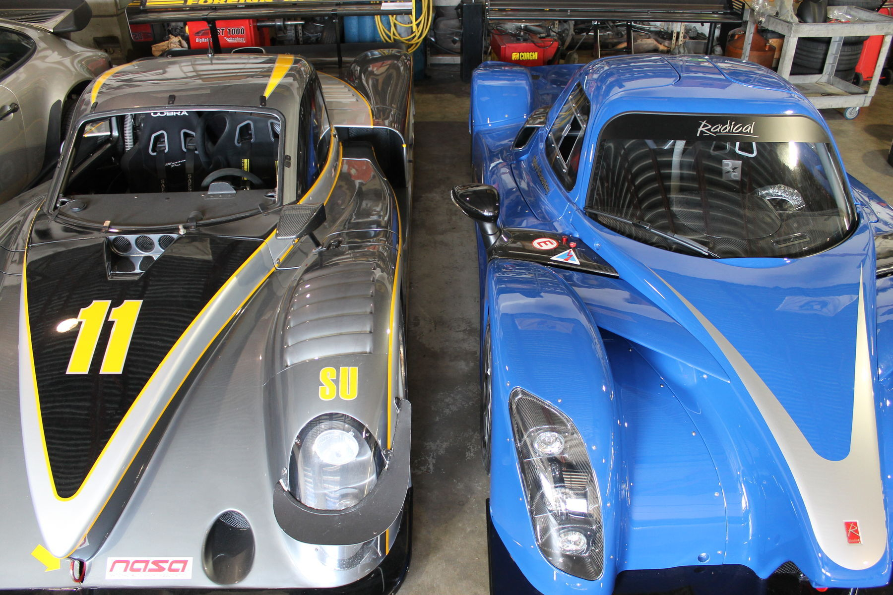 | Riley TDC & Radical RXC